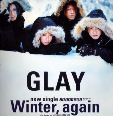 GLAY-Winter, again