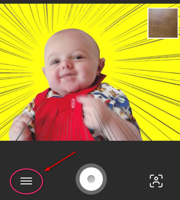 Xpressionの設定ボタン