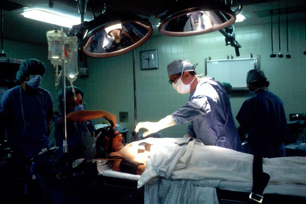 臓器移植手術